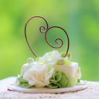 緑のチャペルリニューアルオープン特典 リングピロープレゼント