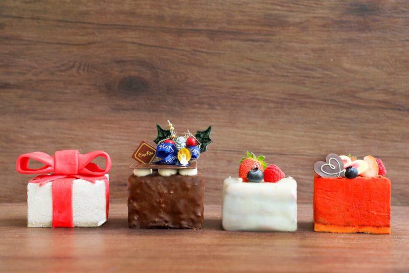 グランシアクリスマスケーキ1
