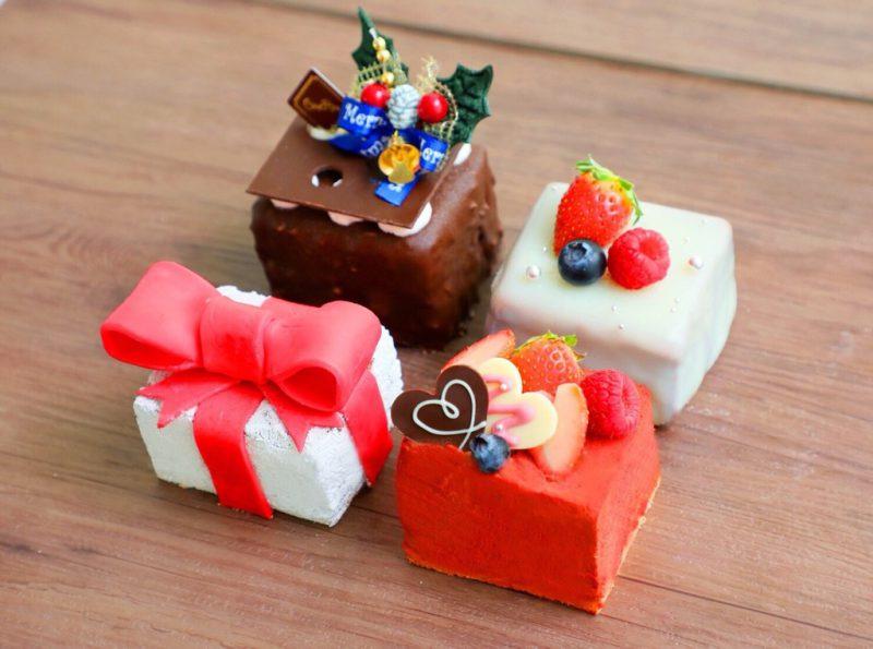 グランシアクリスマスケーキ2