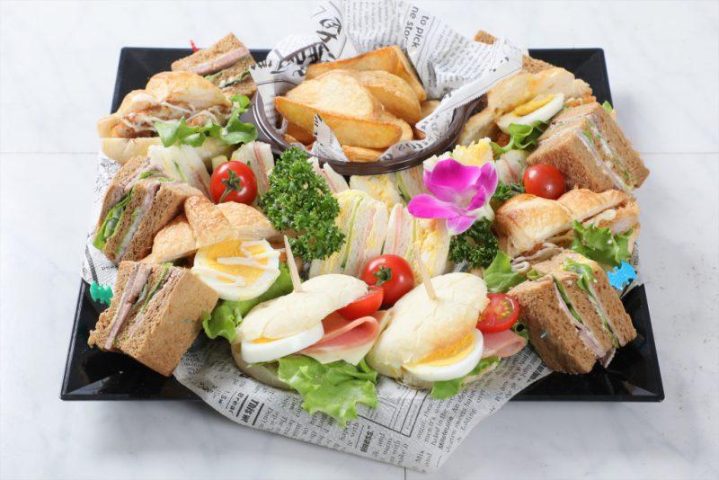サンドイッチ盛り合わせ4000円_R